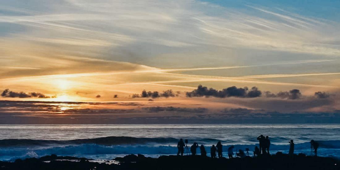Thor's Well Photographers Oregon Sunset