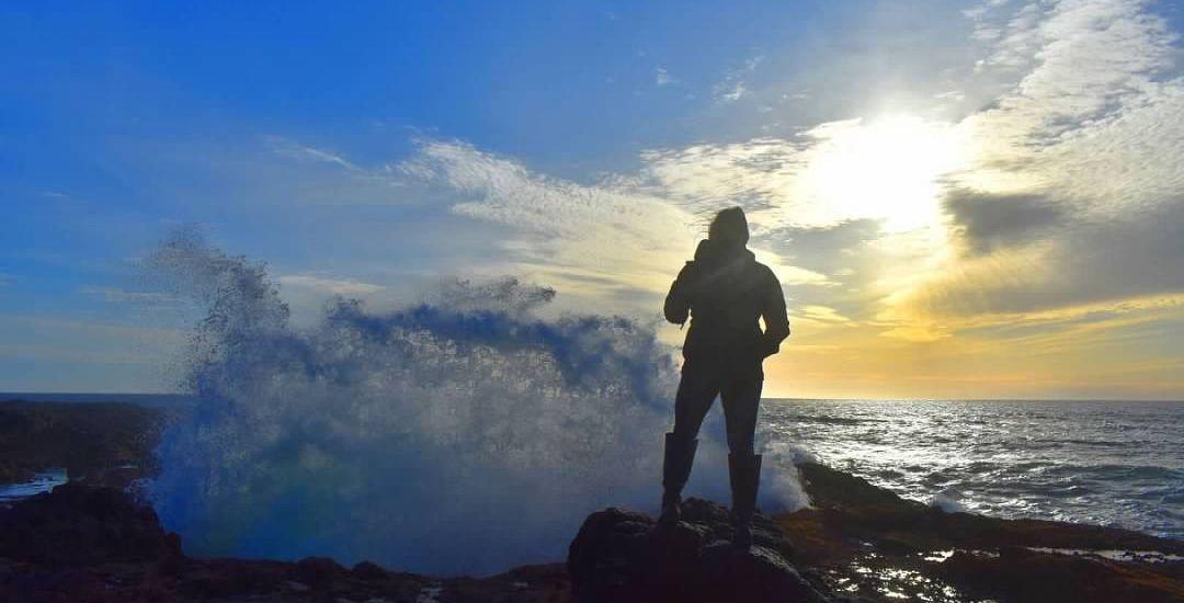 Thors Well Sunset LJ