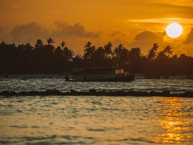 Met Surf House - Maldives