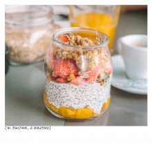 Chia Pudding Oassis Natural Cooking