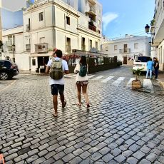 Old Tarifa Spain