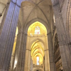 Seville Catheral Interior