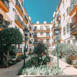 Seville Spain Neighborhood