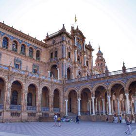Seville Spain Plaza