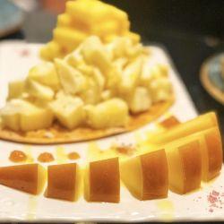 Spain Tapas Cheese Dish