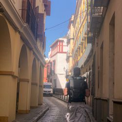 Streets Of Seville Spain