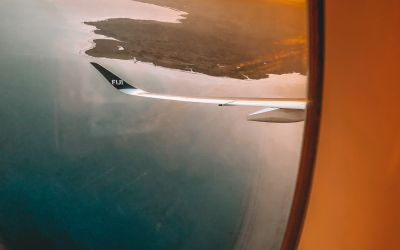 Fiji Airways Photos From Above