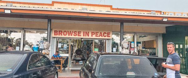 Fiji Baravi Souvenir Shop