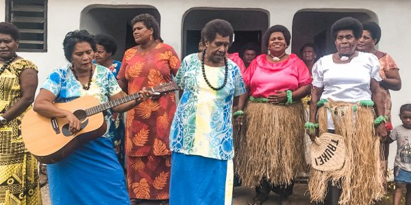 Farewell Song In Fiji
