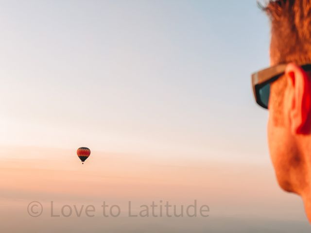 Portland Rose Hot Air Balloons